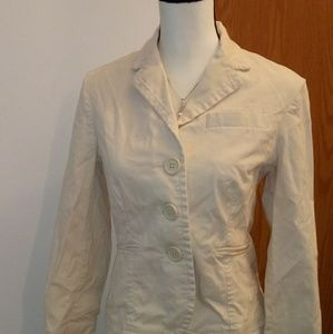 Gap Tan Blazer Size 8